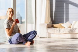 young-woman-enjoying-her-superior-indoor-air-quality