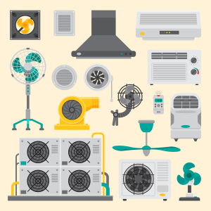 various-cooling-devices