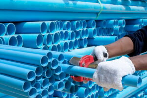 Cut-PVC-pipes